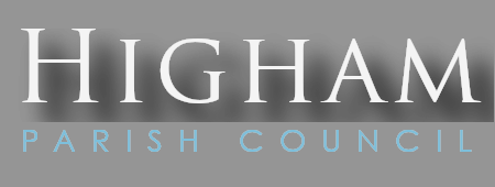 Higham Parish Council Logo